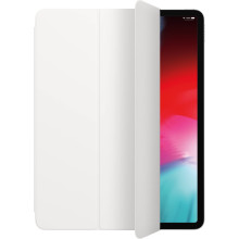 "Apple Smart Folio for 12.9"" iPad Pro 2018 - White"