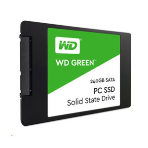 Western Digital Green PC SSD Solid State Drive 240GB