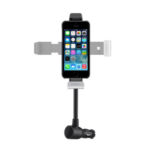 Belkin Car Charger with Lightning for iPhone 5/5s/5c - Black