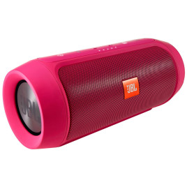 JBL, Charge2 Plus Portable Bluetooth Speaker - Pink