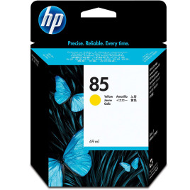 HP 85 Ink Cartridge YELLOW