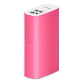 Belkin Mixit Power Pack 4000 - Pink