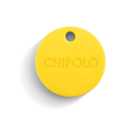 Chipolo, Tag it. Find it. - Sunflower Yellow