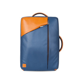 "Moshi Venturo Slim Backpack 15"" Navy Blue"