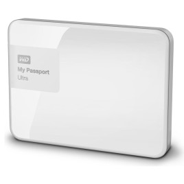 "Western Digital My Passport 2.5"" 1TB USB 3.0 - Brilliant White"