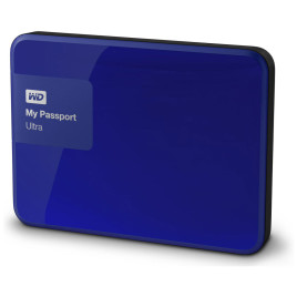 "Western Digital My Passport 2.5"" 2TB USB 3.0 - Noble Blue"