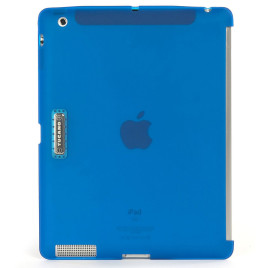 Tucano Vedo Back Satin iPad 2/New iPad - Blue