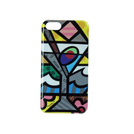 BRITTO Premium Case - iPhone 5 - Martini At Sunset