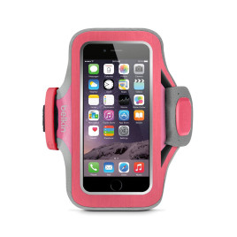 Belkin Slim-fit Plus Armband for Iphone 6 - Fuchsia