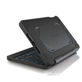 ZAGG Folio Bluetooth Keyboard Case for Apple IPad mini - Black