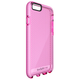 Tech21 Evo Mesh Case - iPhone 6/6s-Pink/White