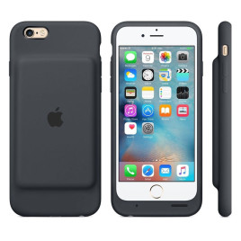 Apple Smart Case Battery - iPhone 6s - Charcoal Gray