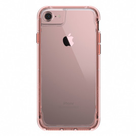Griffin Survivor Clear Case - iPhone 7 - Rose Gold/ Clear