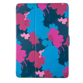 Speck iPad Air and iPad Air 2 StyleFolio Kidrobot Munny World Camo Fuchsia/Tahoe Blue/Fuchsia Pink