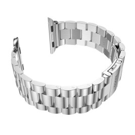 Hoco Grand Series Metal Watchband ( 3 Pointers ) for Apple Watch 42mm silver