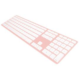 Matias Wireless Aluminum Keyboard -Rose Gold