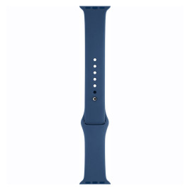 Apple Watch 42mm Sport Band - Ocean Blue