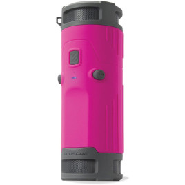 Scosche BoomBOTTLE Bluetooth Portable speaker -Pink/Black