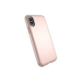 Speck Presidio Metallic case - iPhone X - Rose Gold