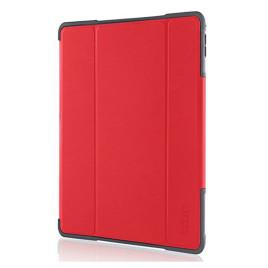 STM Dux Plus Ultra Protective Case para Apple iPad Pro 9.7 - Rojo