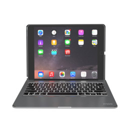 "ZAGG Slim Book Case with Backlit Keyboard for Apple 12.9"" iPad Pro"