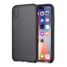 Tech21 Evo Check - iPhone X - Smokey/Black