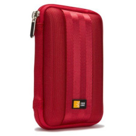 Case Logic Portable Hard Drive Case - Red