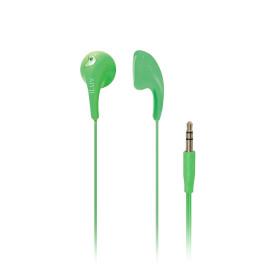 iLuv Bubble Gum II Earphones - Verde