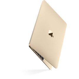"Apple MacBook 12"" (2017) Core m3 1.2GHz / 256GB SSD - Gold"