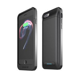 PhoneSuit Elite 7 PRO 3000mAh Battery Case for iPhone 7/6/6s - Black