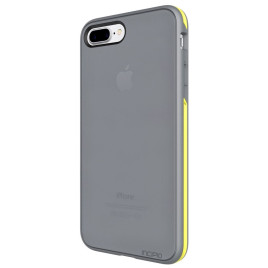 Incipio Performance Series Slim for iPhone 7 Plus - Charcoal Gray/Yell