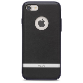 Moshi Napa Case for iPhone 7 - Charcoal Black