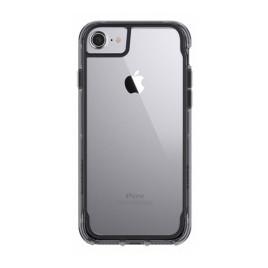 Griffin Survivor Clear Case - iPhone 6/6S/7 - Black/Smoke/Clear