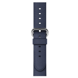 Apple Watch 38mm Classic Blucke Leather Band - Midnight Blue