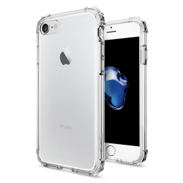 Spigen iPhone 7 Crystal Shell Case - Clear Crystal