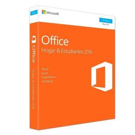 Microsoft Office 2016 Hogar y Estudiantes 2016