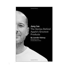 Jony Ive, by Leander Kahney - English (Libro)