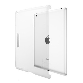 SPIGEN SGP Ultra Thin Case for The New iPad Soft Clear, Matte