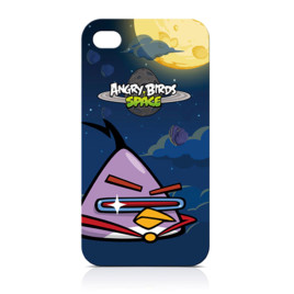 Gear4 Angry Birds Space Lazer Bird iPhone 4S -Digit Eyes