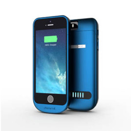 PhoneSuit Elite 2,100mAh Battery Case for iPhone 5/5s/SE - Blue