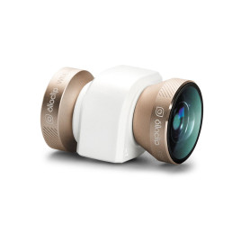 Olloclip 4-in-1 iPhone 5/5S w/Gold Lens