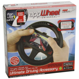 AppWheel V 2.0 for Realistic Driving w/ App Games