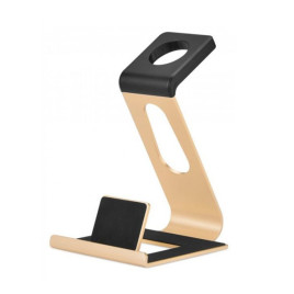 Hoco Charging Holder - Gold