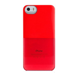 Adopted Caplet Case for iPhone 5 - Cranberry