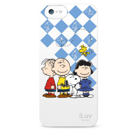 iLuv Snoopy Hardshell