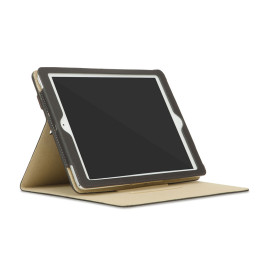 Incase Book Jacket Classic - iPad Air/2 Black/Tan