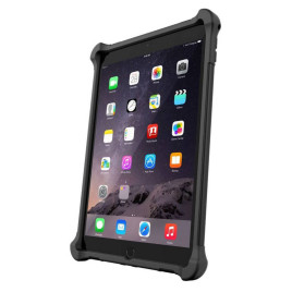 Ballistic Tough Jacket Case for iPad Air 2 - Black