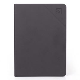 Tucano Angolo with Hi-Tech Texture Exterior Case - iPad Air 2- Black
