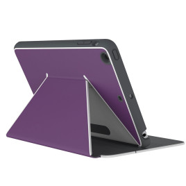 Speck DuraFolio - iPad mini 4 - Acai Purple/White/Slate Grey