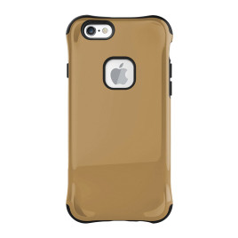 Ballistic Urbanite Case for iPhone 6/6s - Champagne Gold/Black